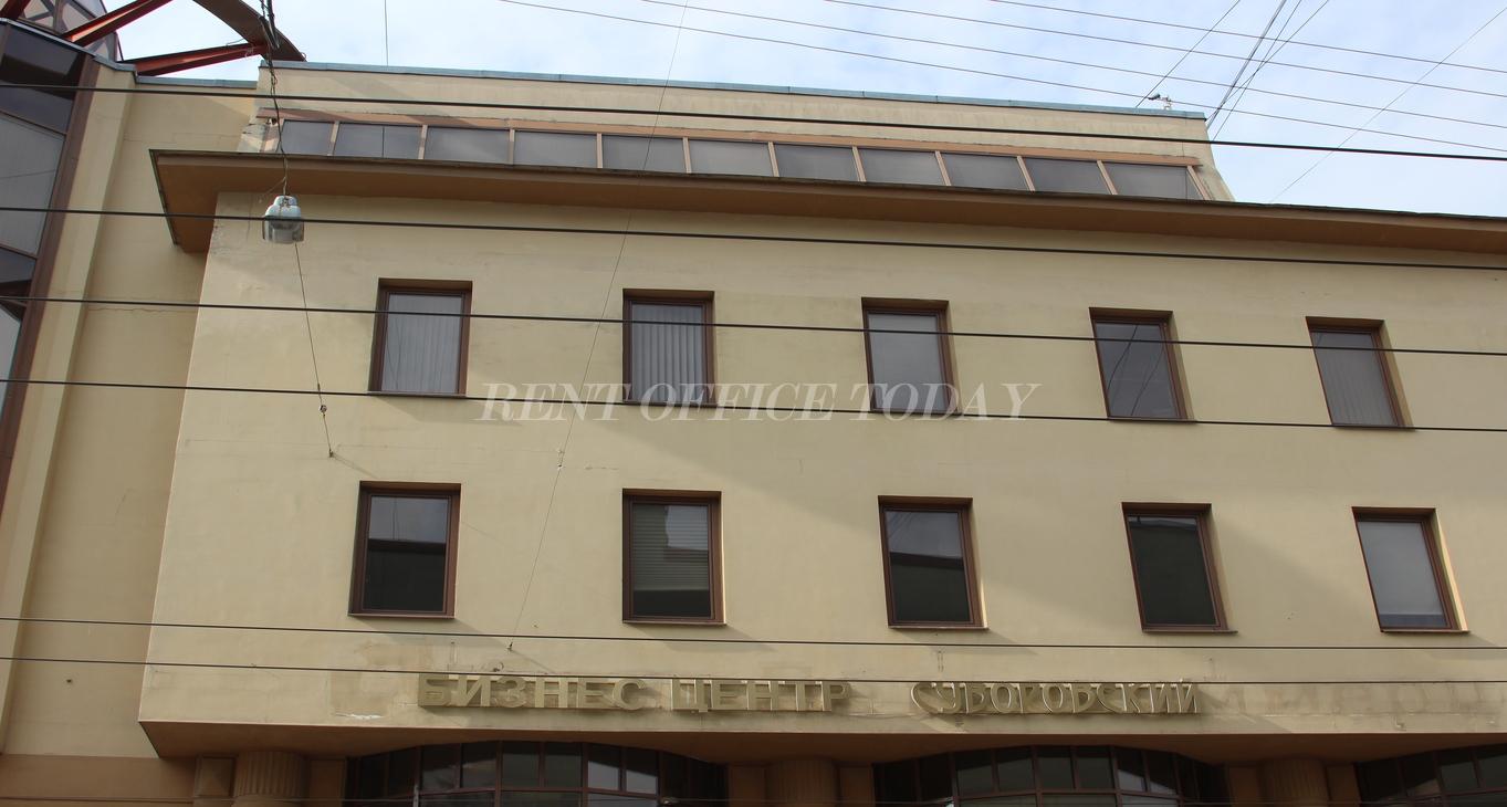 бизнес центр суворовский-4