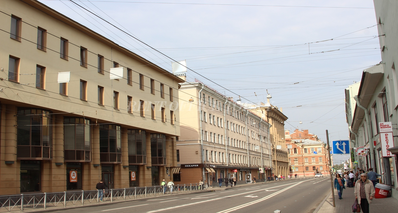бизнес центр суворовский-5