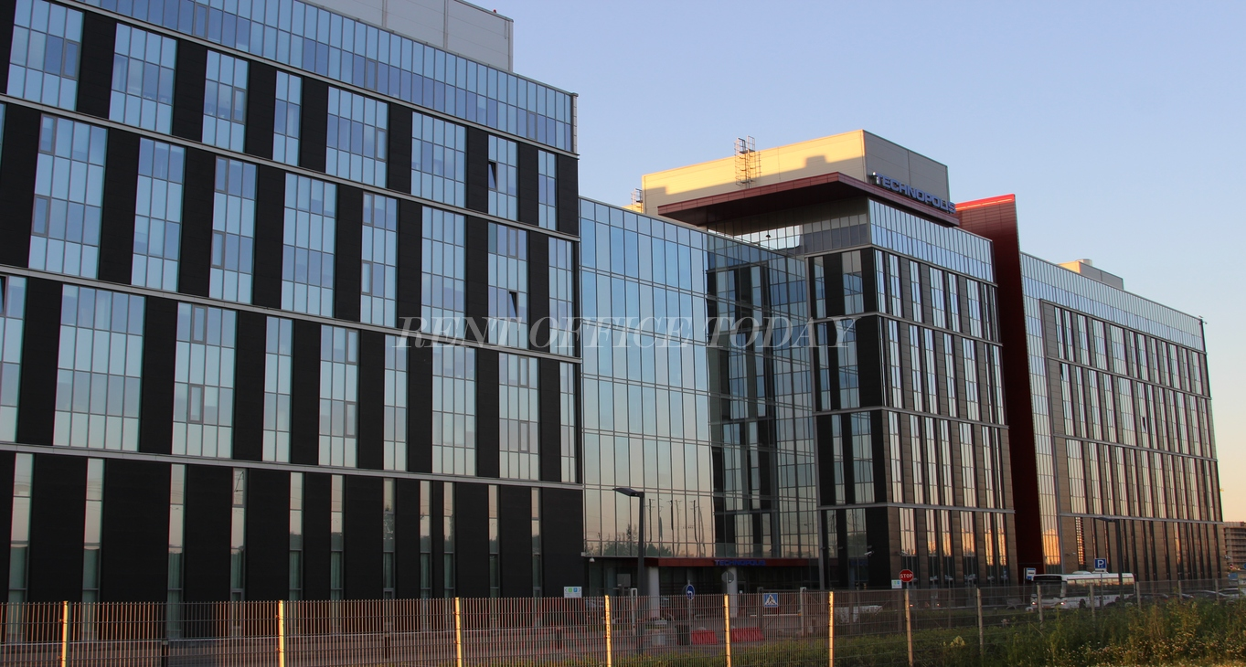 бизнес центр технополис пулково-1