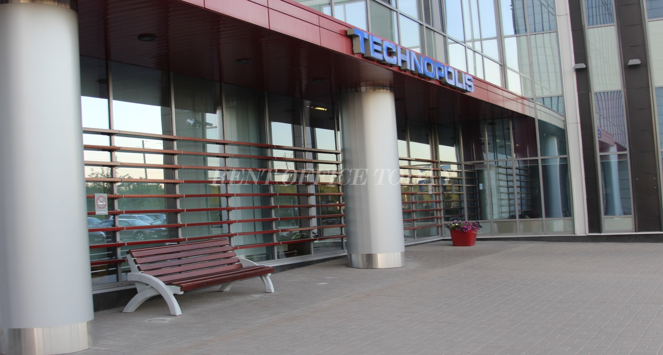 location de bureau technopolis pulkovo-5
