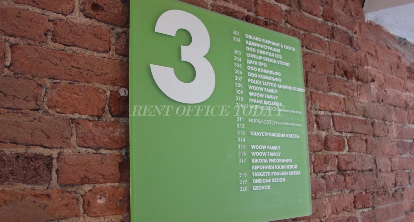 бизнес центр креативное пространство ткачи-17