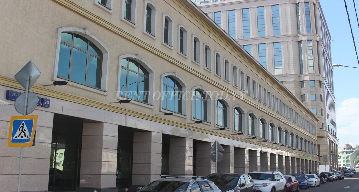 бизнес центр централ сити тауэр-1