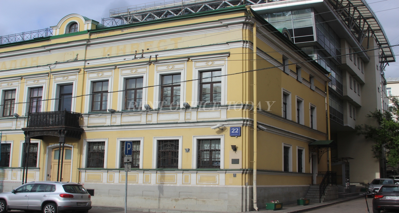 office rent tsvetnoy bulvar 22 c1-1