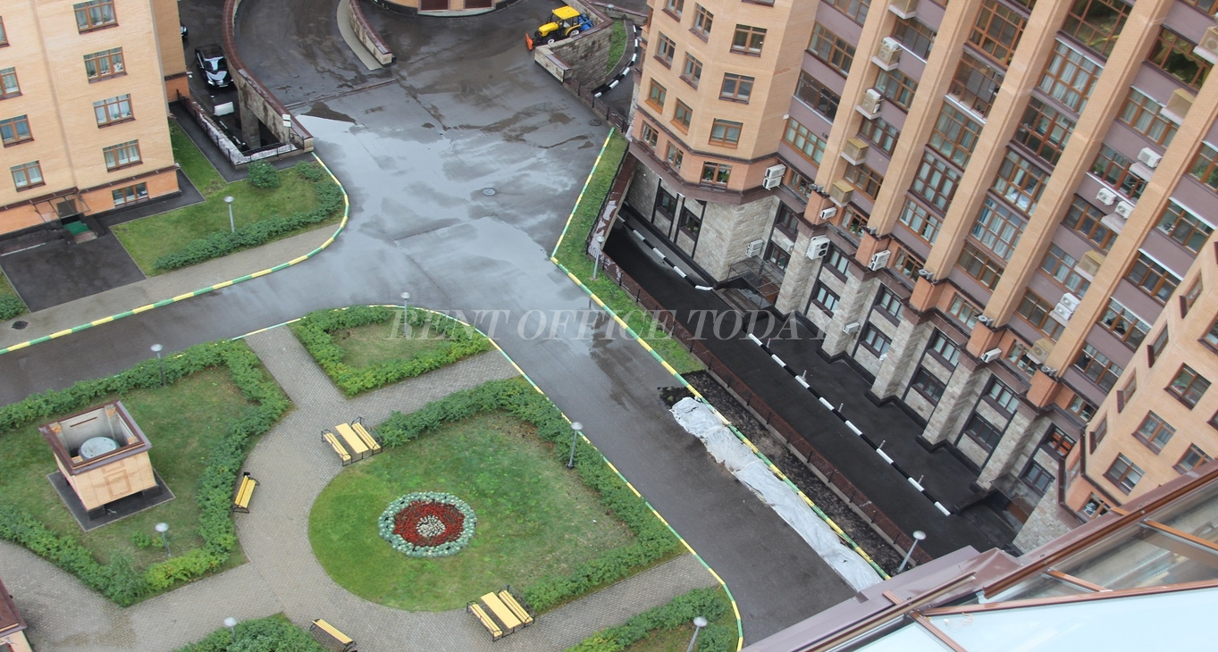office rent tupolev plaza-12