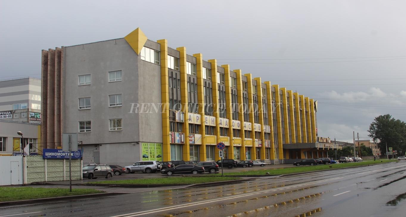 مكتب للايجار zheltiy ugol-3