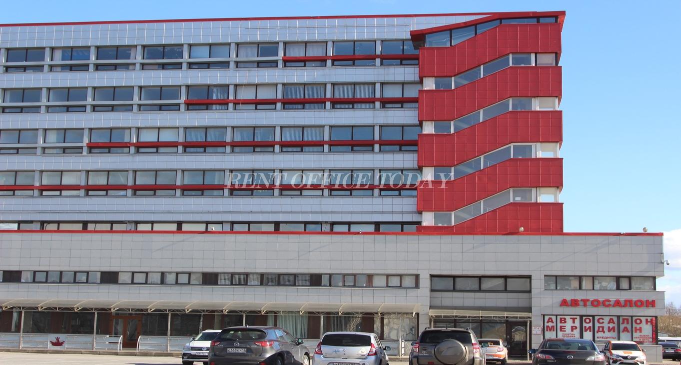 Бизнес центр Цитадель, снять офис в БЦ Цитадель, ул. Краснопутиловская, д. 69-5