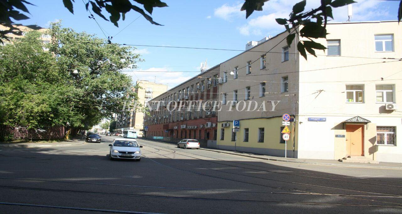 Бизнес центр Образцова 4а