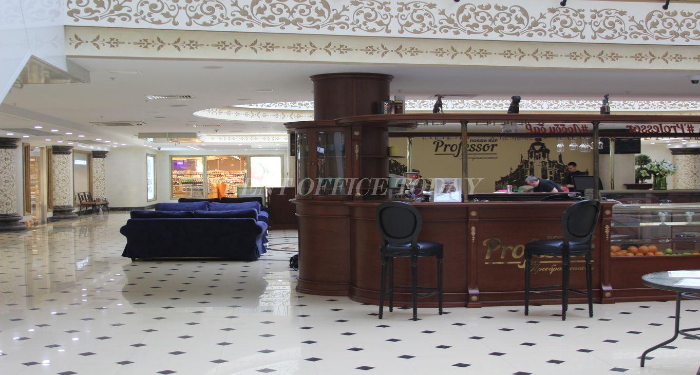 Бизнес центр Преображенский двор-21