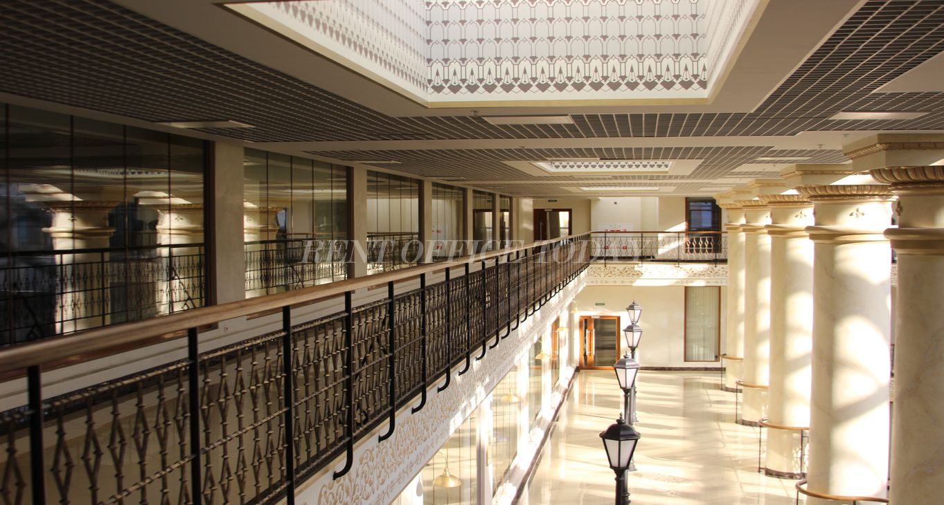 Бизнес центр Преображенский двор-7
