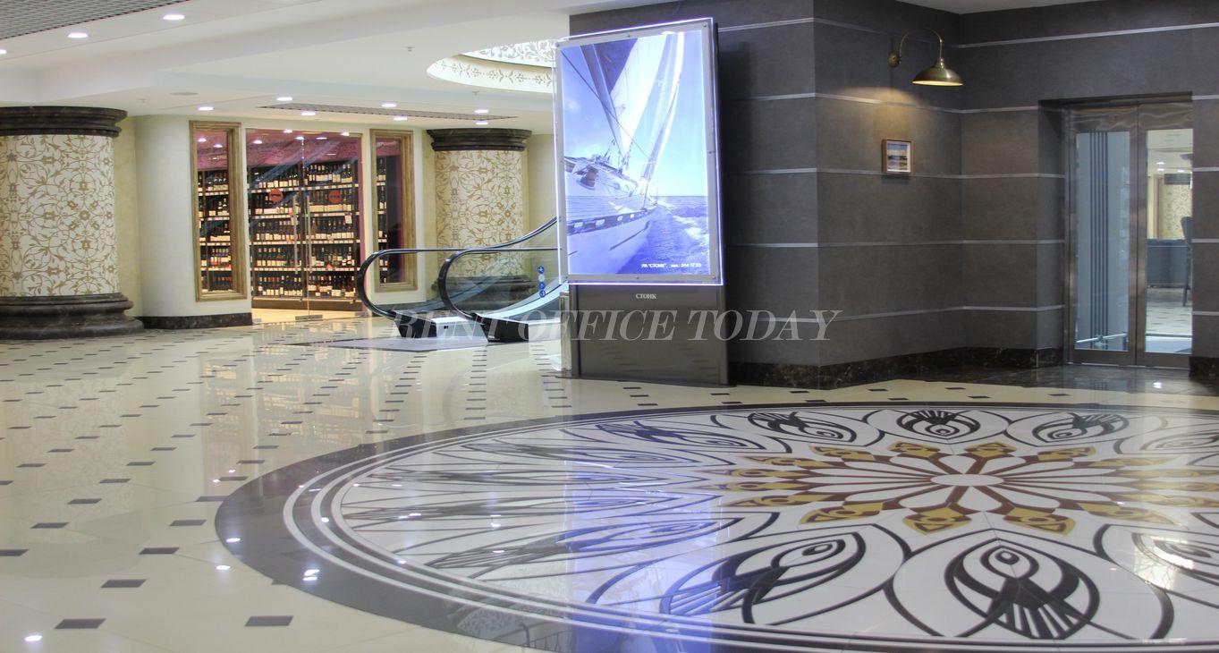 Бизнес центр Преображенский двор-25