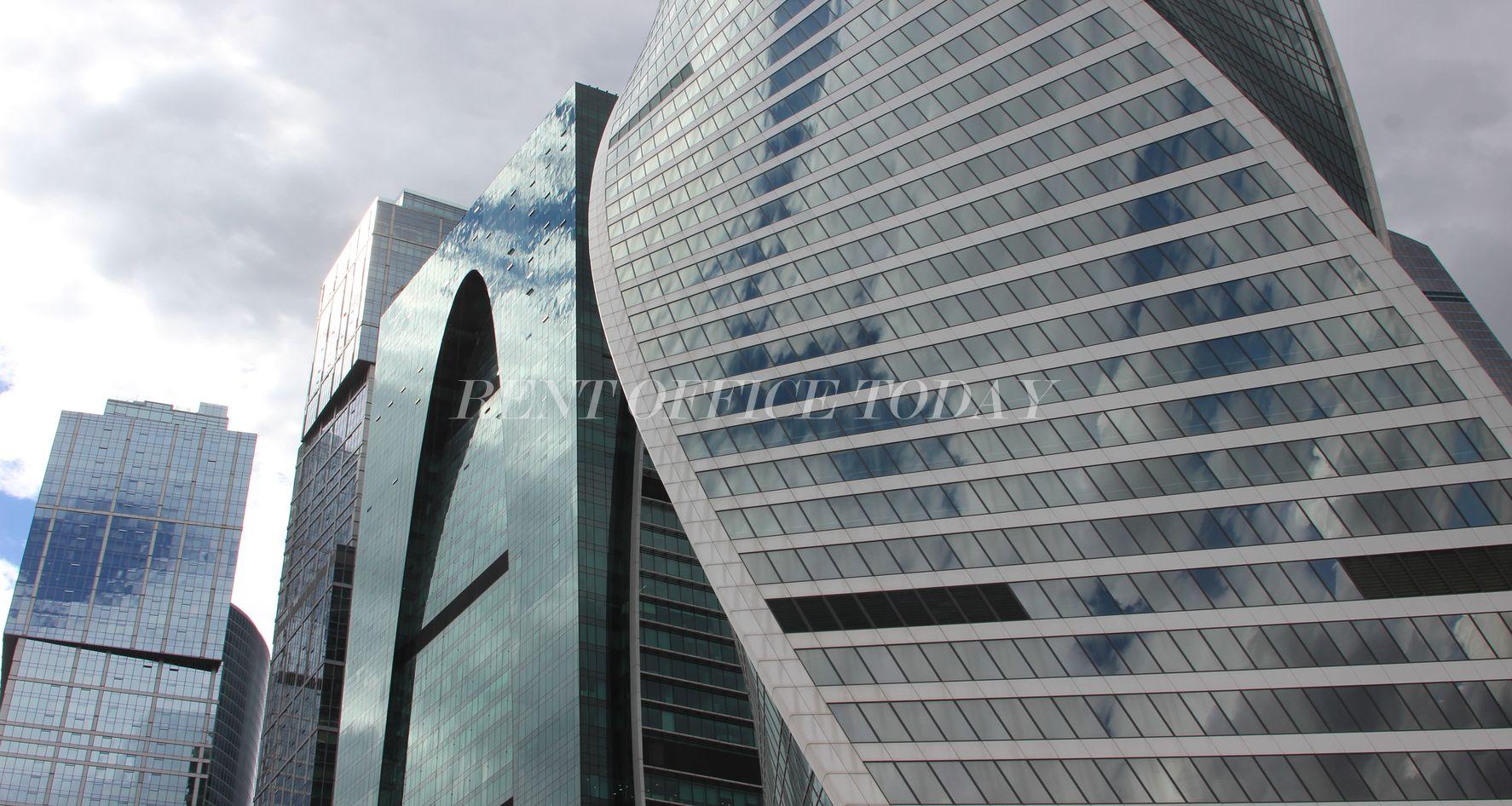 Бизнес центр Башня Эволюция