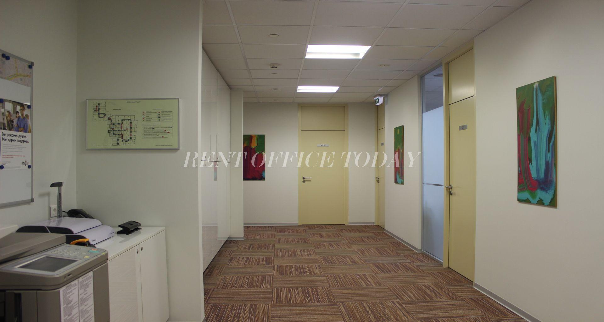 Аренда меблированого офиса в Москве