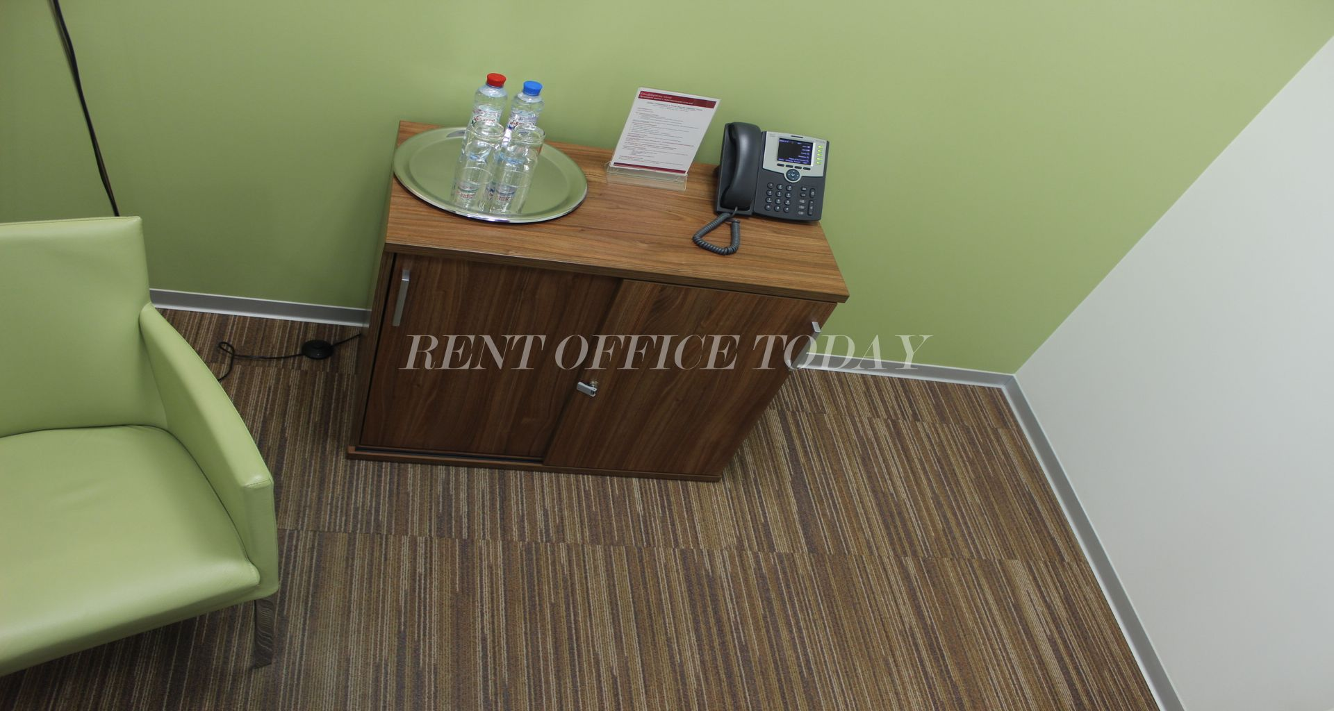 Аренда офиса с мебелью в Москве