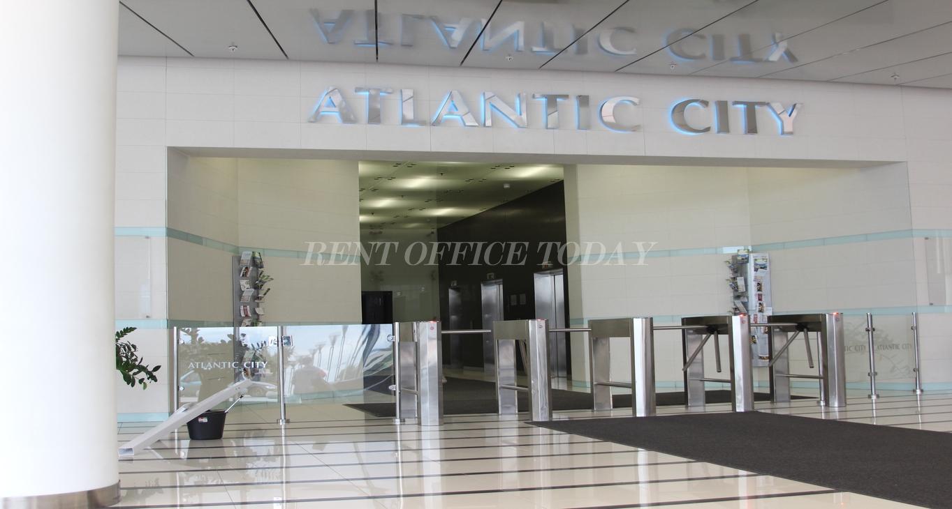 бизнес центр атлантик сити-9