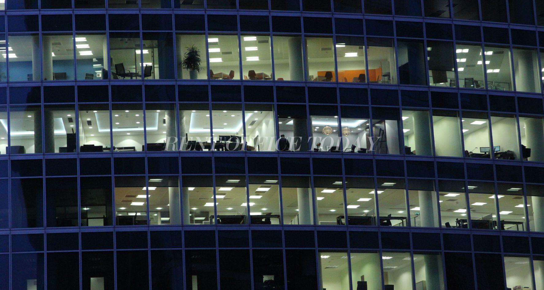 Бизнес центр Башня на набережной-11