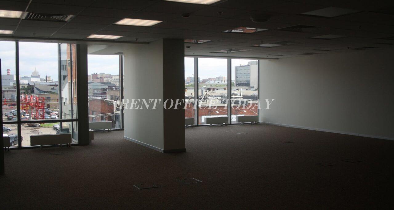 Бизнес центр Бережковская плаза