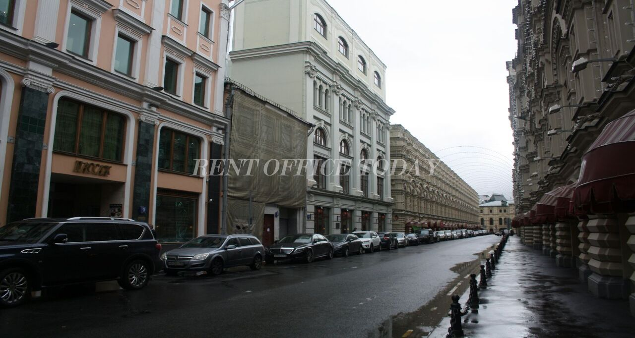 Бизнес центр Ветошный 9-1