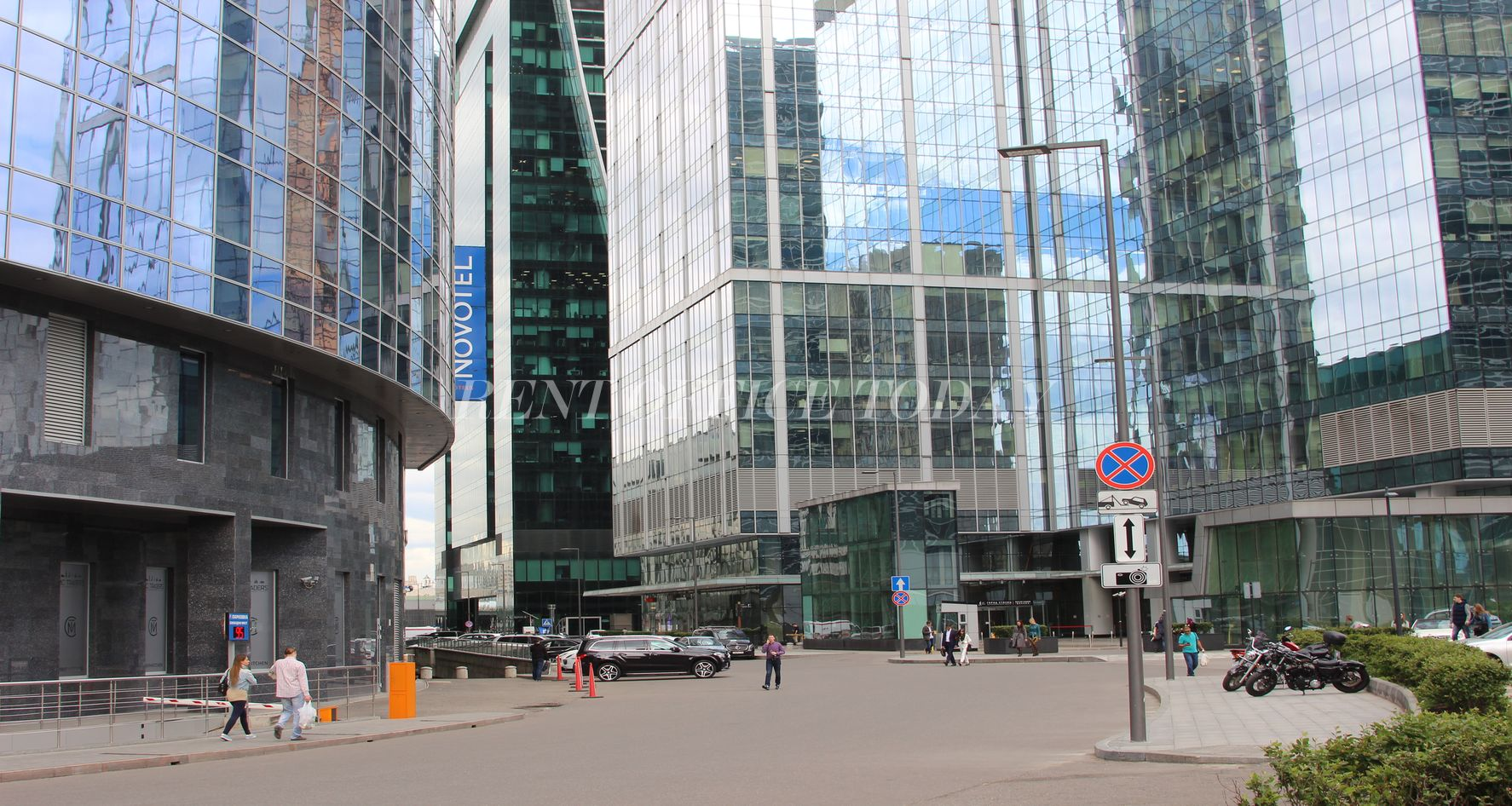 Бизнес центр Город столиц