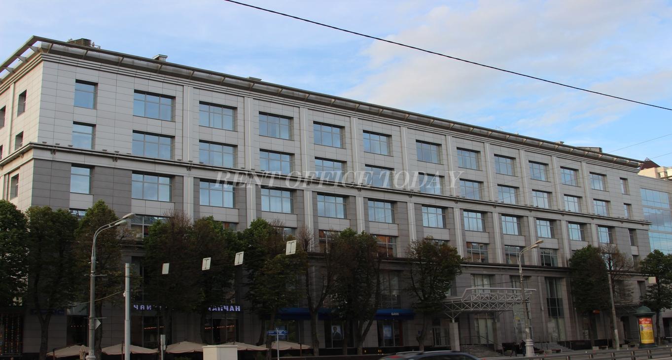 бизнес центр звенигородское шоссе 18-20-1
