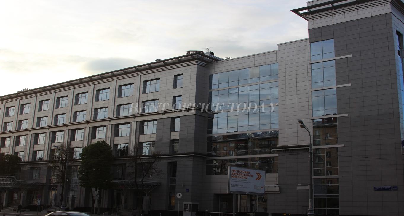 бизнес центр звенигородское шоссе 18-20-4
