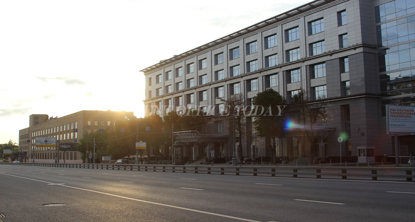 бизнес центр звенигородское шоссе 18-20-6