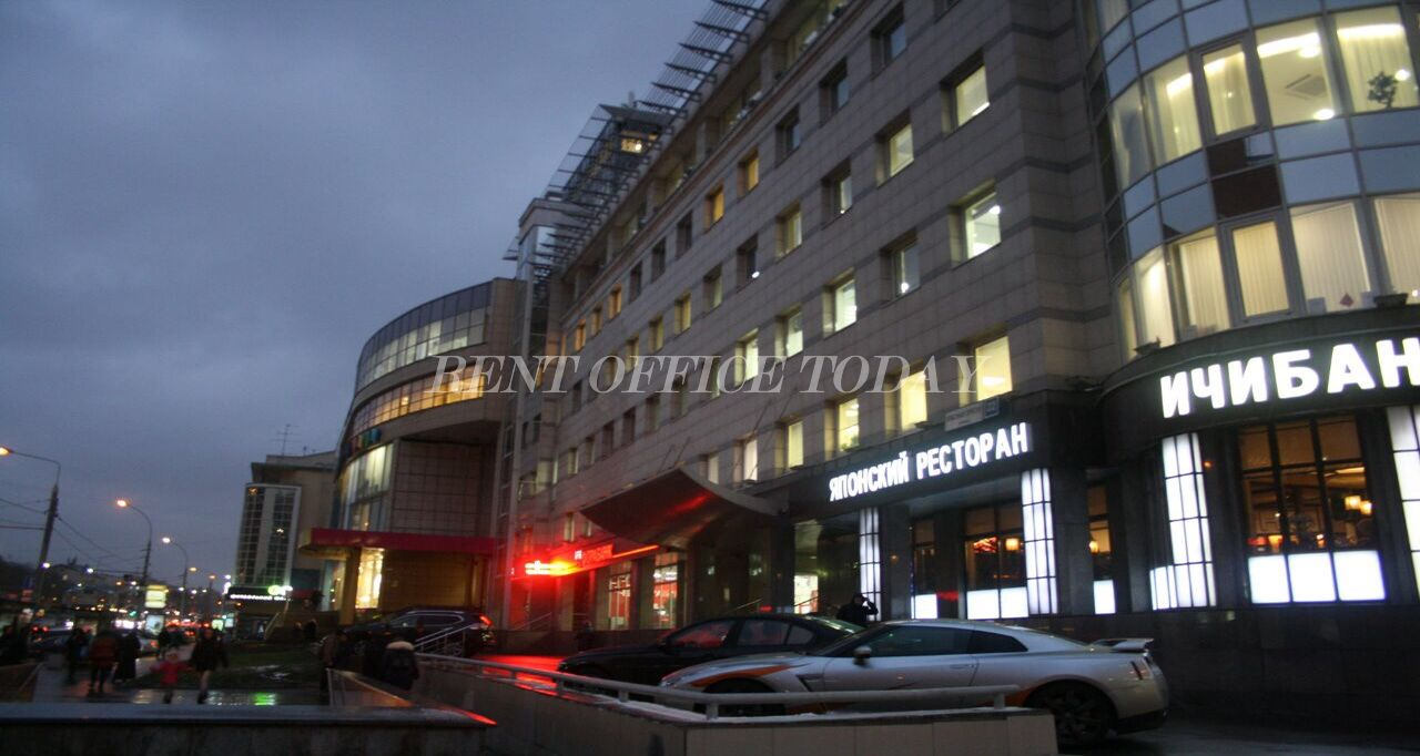 Бизнес центр Красная Пресня 22-2