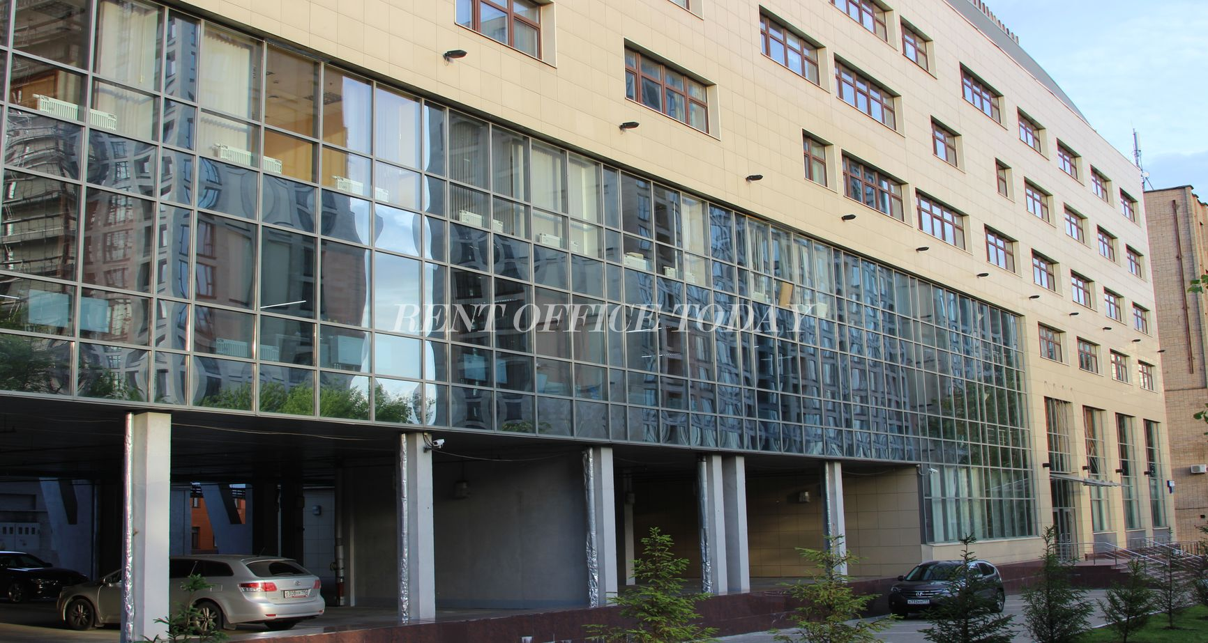 Бизнес центр Краснопресненский