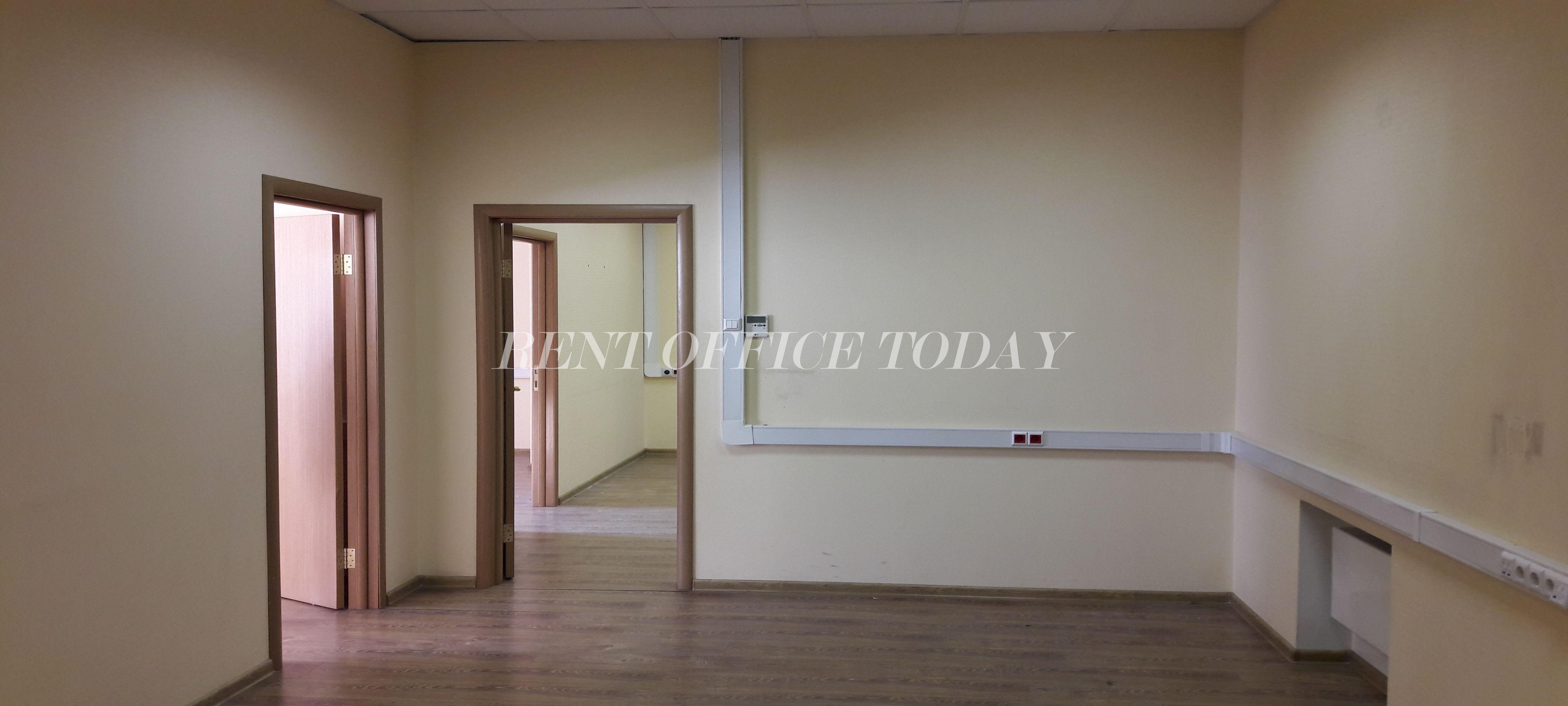 Бизнес центр Лениградский 80