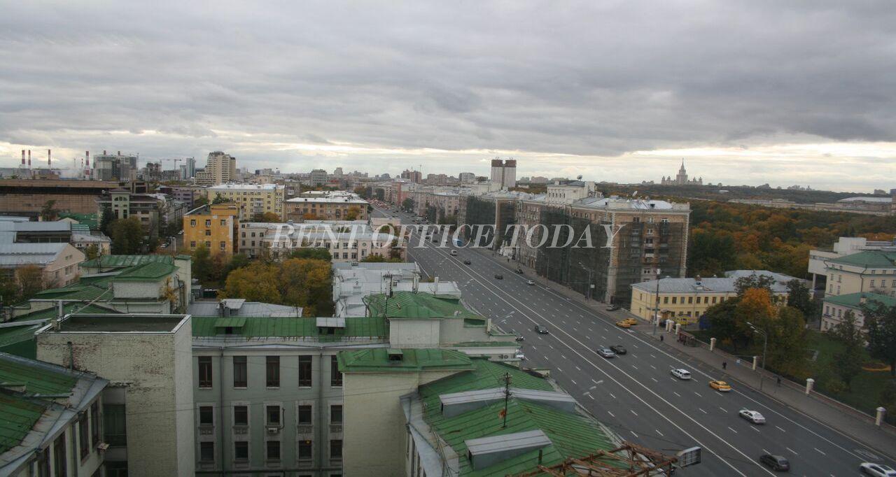 Бизнес центр Ленинский 15