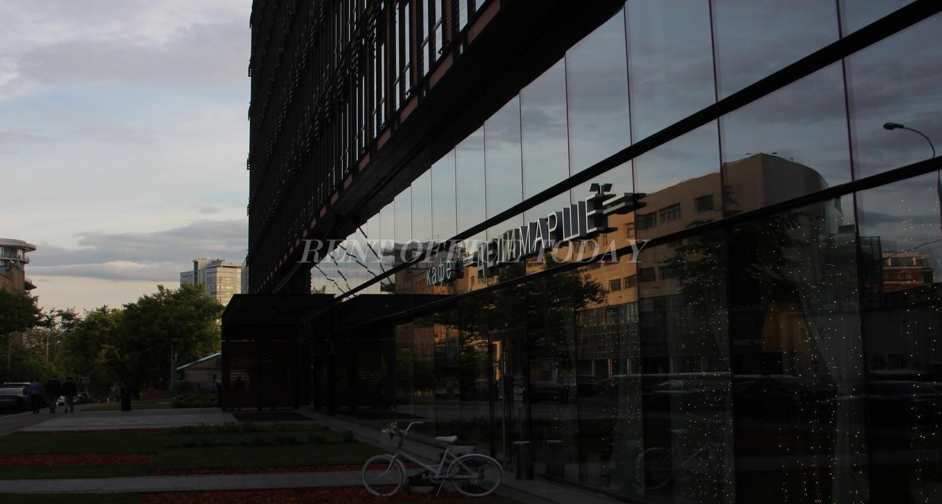 Бизнес центр Марр плаза