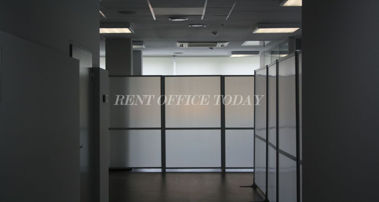 Бизнес центр Можайский вал 8б