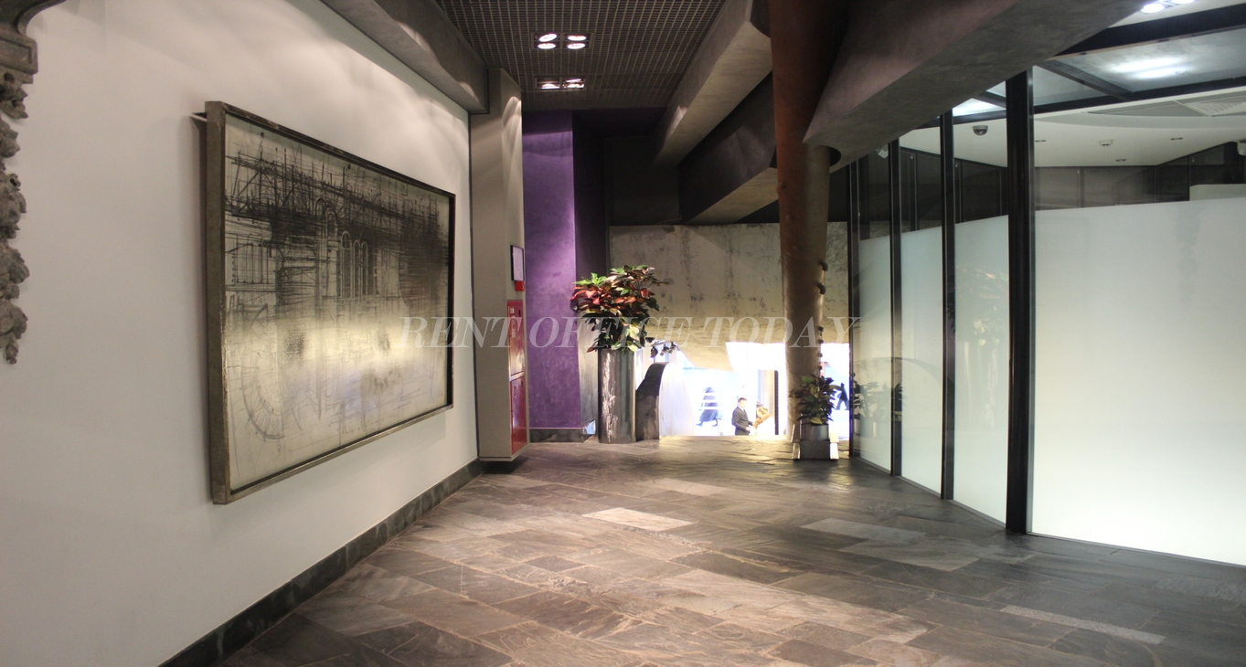 бизнес центр моховая 7-15