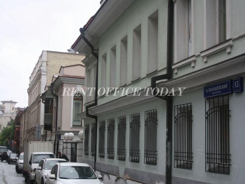 Бизнес центр Палашевский