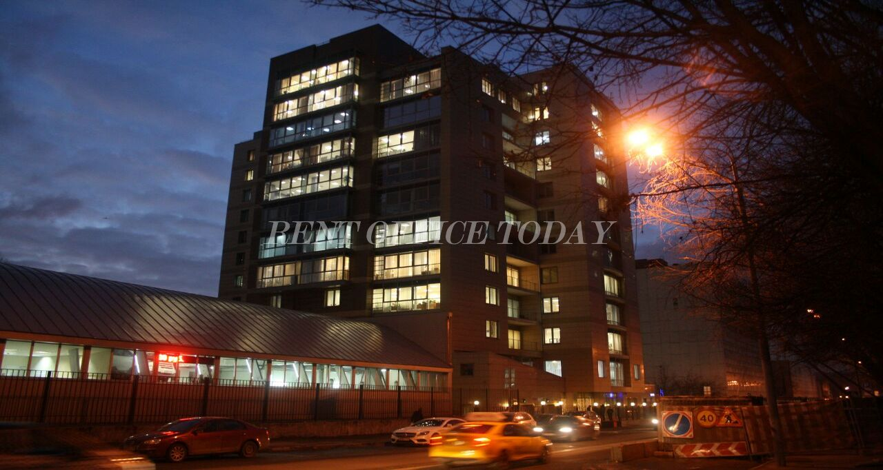 Бизнес центр Ростек-21