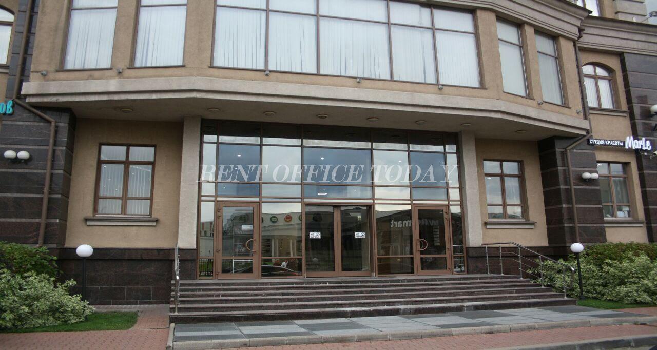Бизнес центр Святогор 2