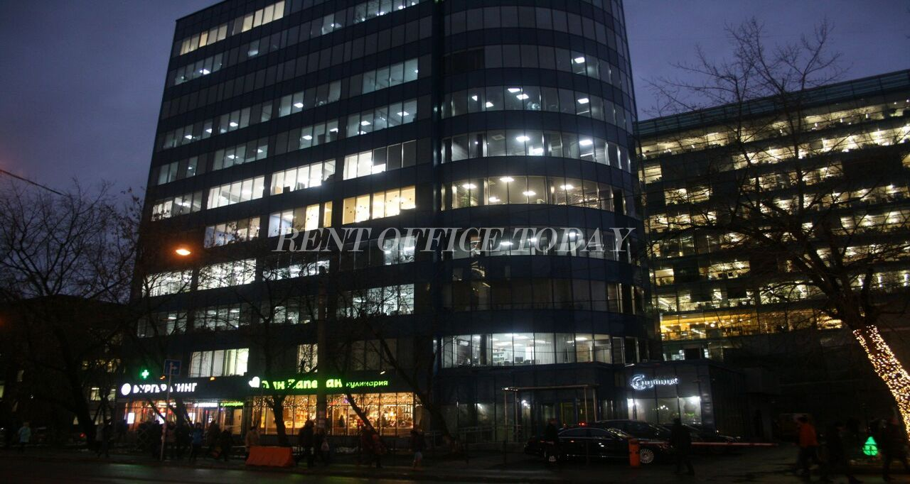 Бизнес центр Спутник