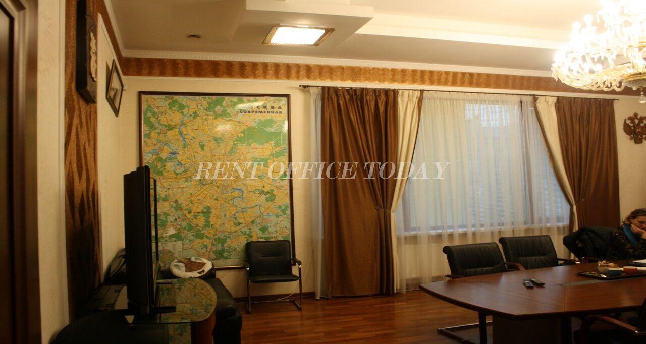 Бизнес центр Средний Тишинский 8