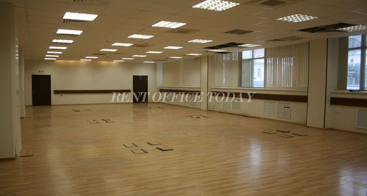 Бизнес центр Сущёвская 21