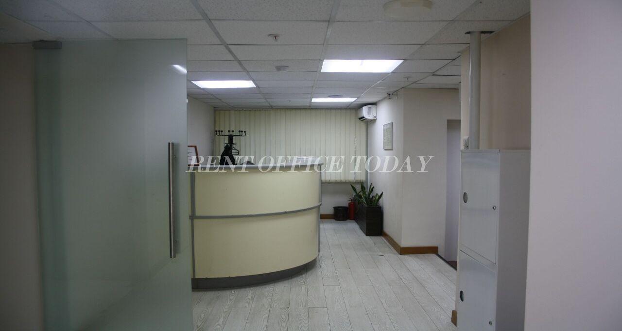 Бизнес центр Тишинская пл 1с1