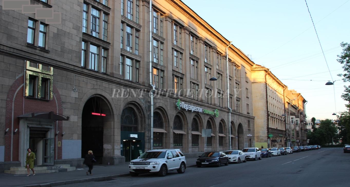 бизнес центр троицкий-6