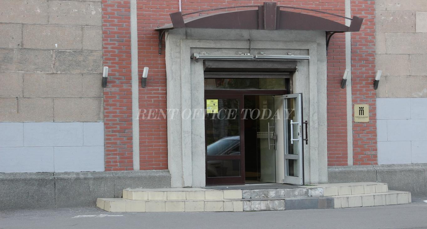 бизнес центр троицкий-8
