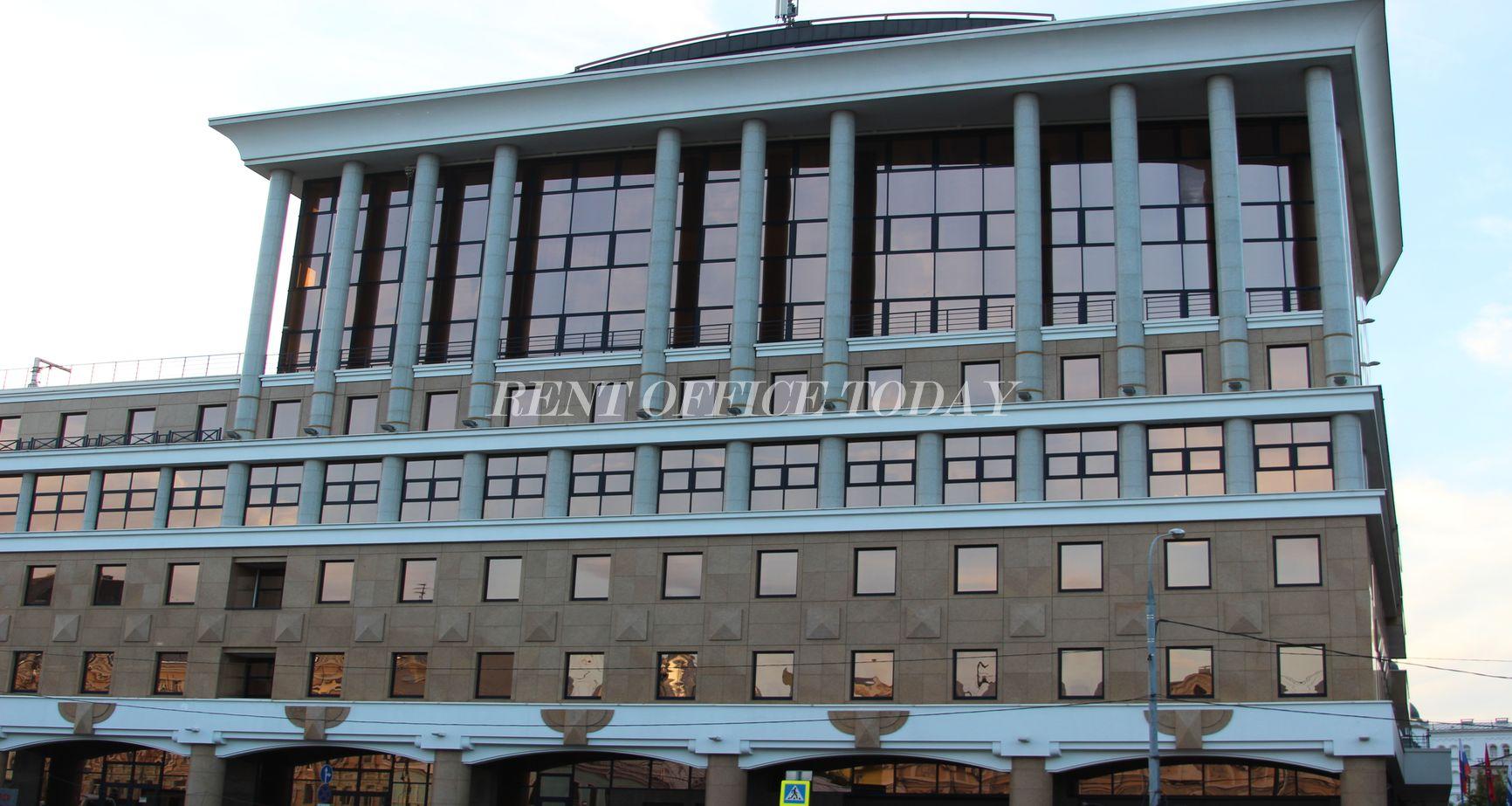 Бизнес центр Central city tower