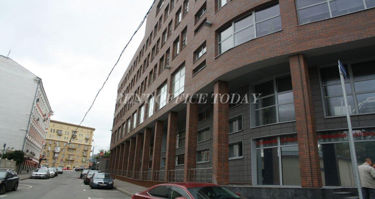 Бизнес центр Школа Руковишникова