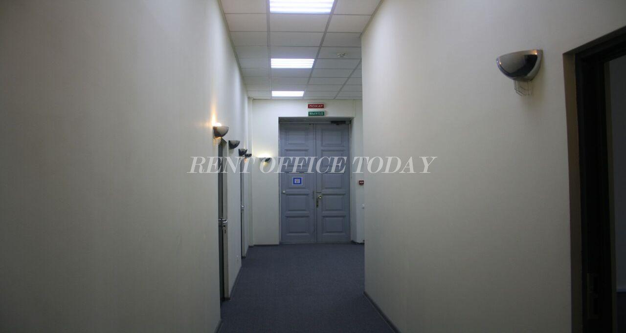 Бизнес центр 1-я Тверская-Ямская 16/23 с1