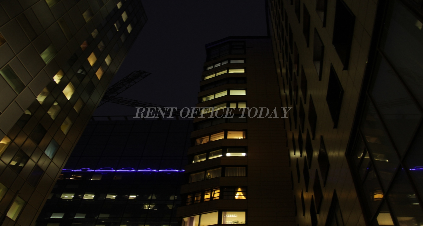 бизнес центр капитал тауэр-18