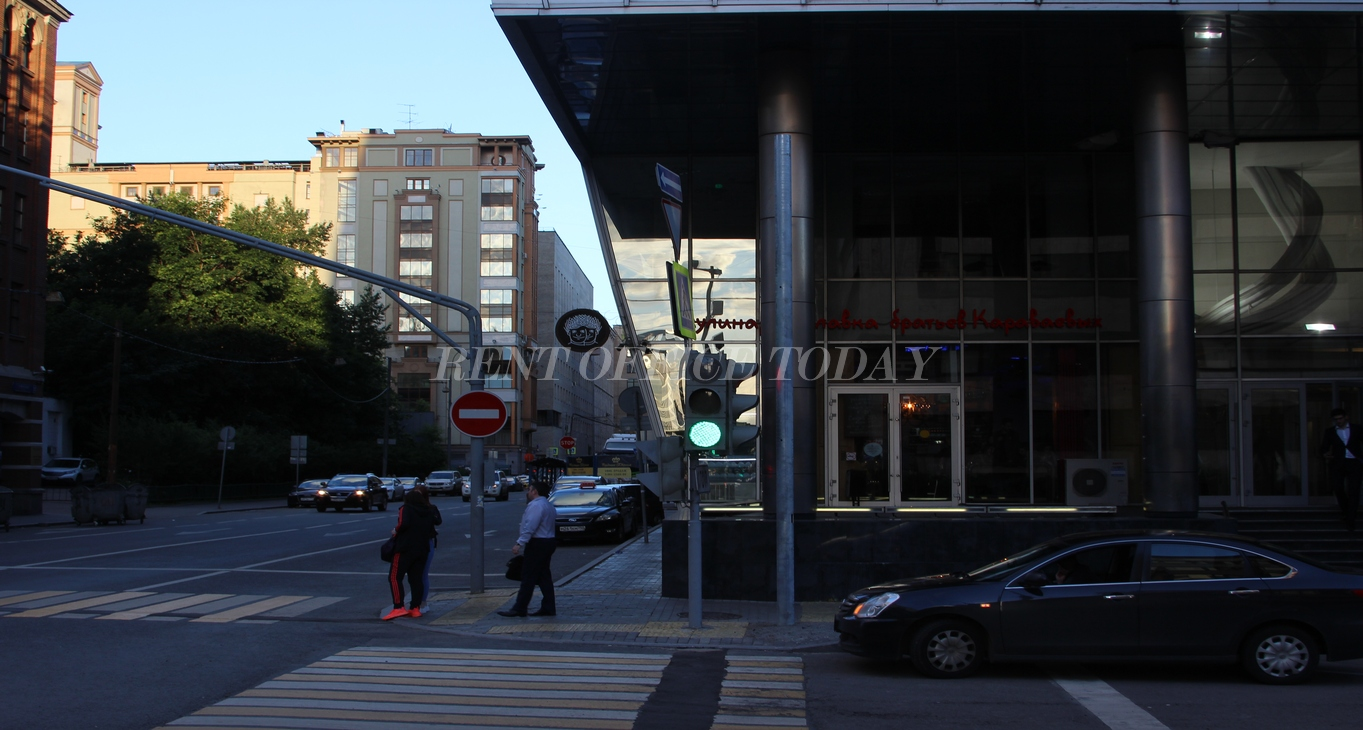 бизнес центр капитал тауэр-19