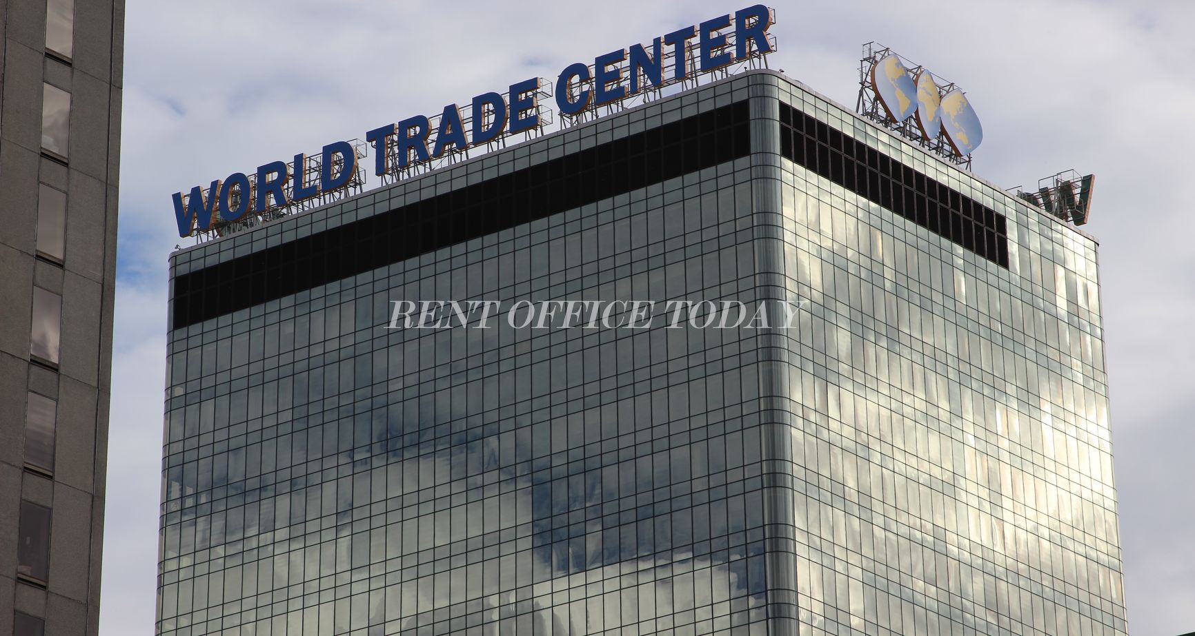 Бизнес центр World trade center