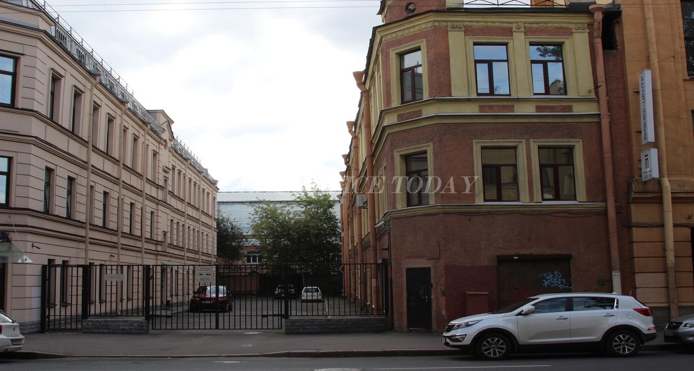 бизнес центр троицкий-14