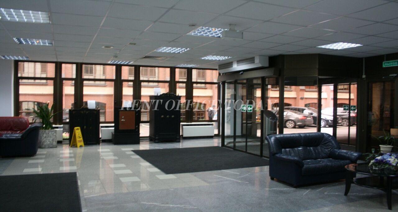 Бизнес центр Трёхпрудный 9с1
