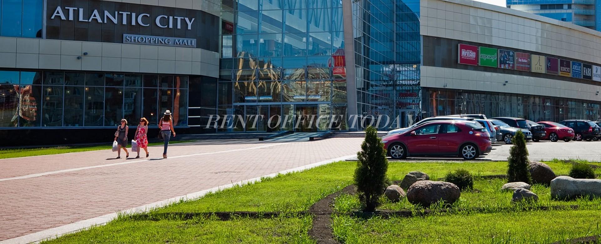 Бизнес центр Атлантик сити-1